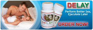 Delay Pills order now