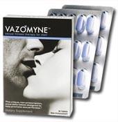 vazomyne pills