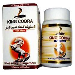 King Cobra pill review