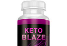 Keto Blaze - Health supplement Product