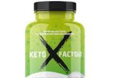 Keto X Factor - Health Supplement Product