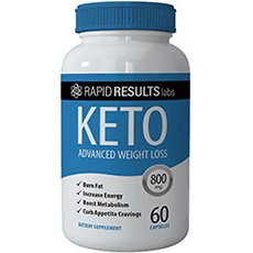 Rapid Results Keto - Health Supplement Product