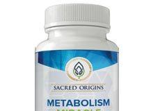 Sacred Origins Metabolism Miracle - Healthsupplementproduct