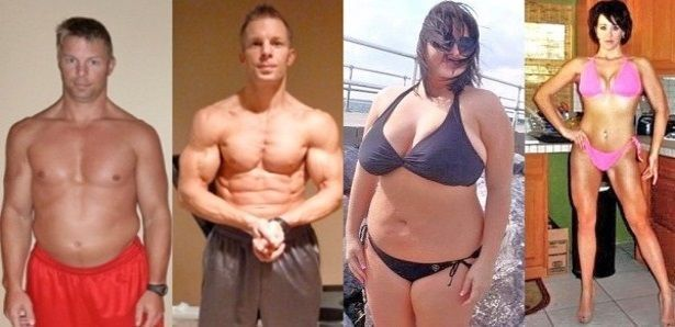 keto ultra diet for men and women before and after